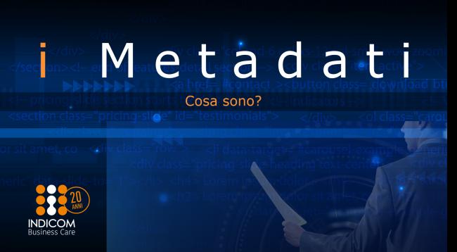 metadati